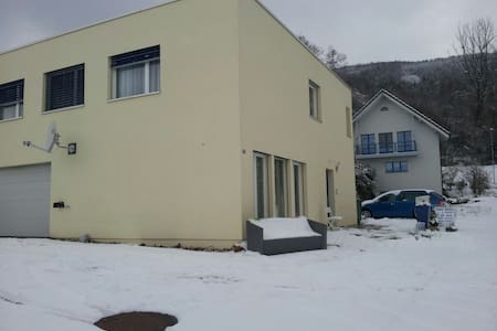 Bed+Breakfast Oberbuchsiten - Bed & Breakfast