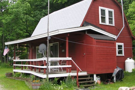 Terrific Vermont ski/summer house - Wardsboro