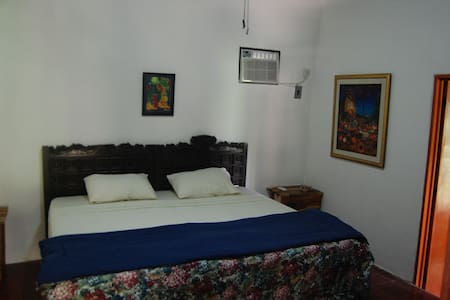 Double room with p/bath. - Bed & Breakfast