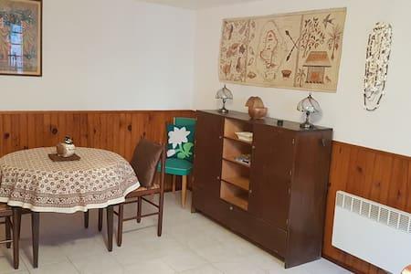 Studio indépendant sur cour de 26 m2 - Wohnung