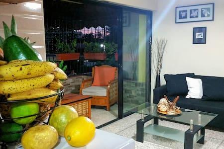 Las Trinitarias Home, cozy apartment in downtown - Santo Domingo - Apartment