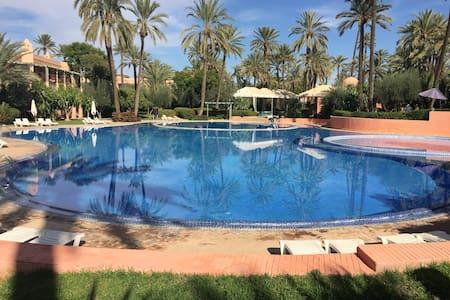 Sous location marrakech location courte dur e chambres for Airbnb marrakech