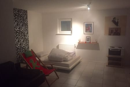 Great big studion close to Basel and Fair of Basel - Huis