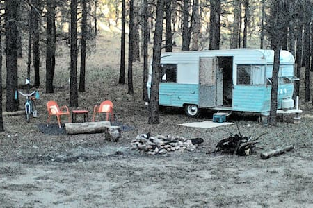 Get Lost in Lil' Hank (in a good way) - Marble Canyon - Autocaravana