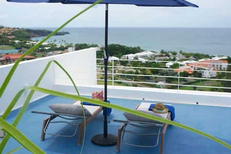 Sea Blue Apartment, Bella Blue Grenada - The Lime - Pis