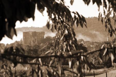 Village's view - Talo