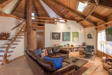 Idyllwild Tree House (RVC-253) - Idyllwild-Pine Cove