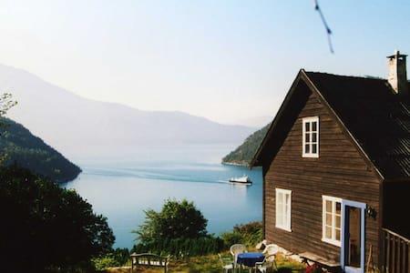 Hestehagen-fantastisk fjordutsikt - Rumah