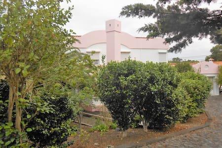 Casa cor de Rosa - Ilha do Pico, Açores - Casa