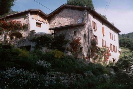 Gîte rural entièrement équipé - Bouvante