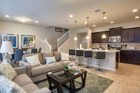 "Townhome 5 BR NEW ""Windsor at Westside Resort"" - Ház"