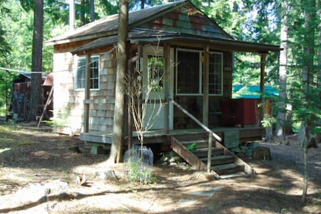 "Little cabin in the woods, AKA: ""The 1208"" - Cabin"
