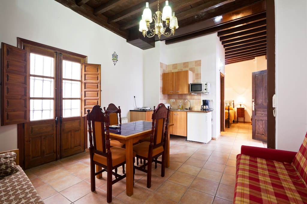 Apartment in  Typical Spanish House