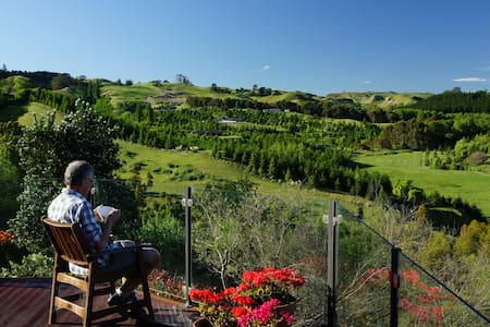 Stunning Rural Views & Two Bedrooms - Havelock North - Casa