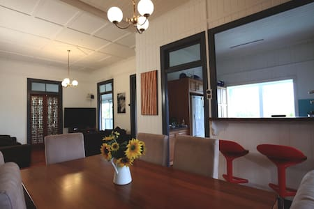 Musicians Homestay-Bands&Backpacker - Indooroopilly - Hus