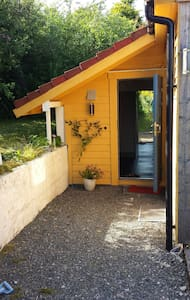 Yellow house - Bergen