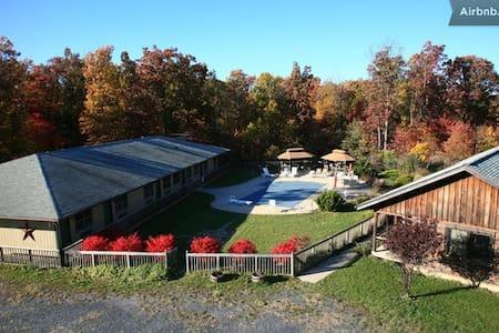 Bed&Breakfast Penmerryl Farm Cabin B - Cabanya