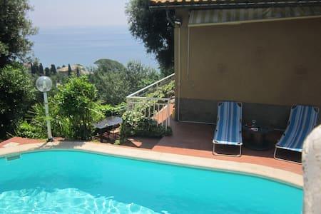 swimming pool, amazing view - Casa