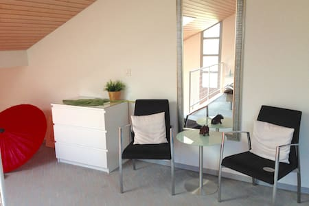 Schöne 2-stöckige Wohnung - Apartamento