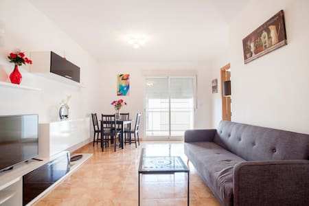 Lovely,modern & cosy apartment 5min drive to beach - Apartamento