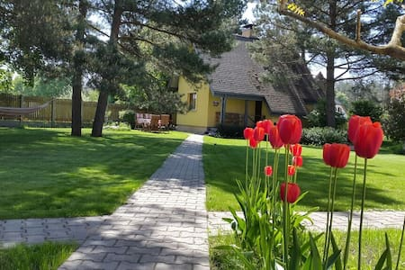 Holiday house near Riga, only 15min from Old town - Casa