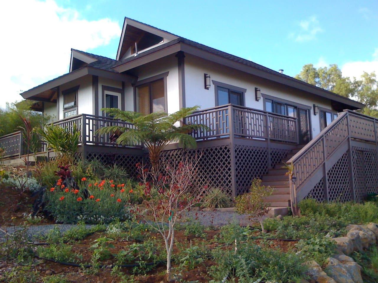 Halekalani Cottage