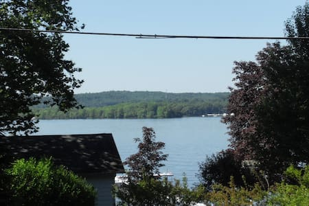 Chautauqua Lakeside Cottage - Bemus Point - House