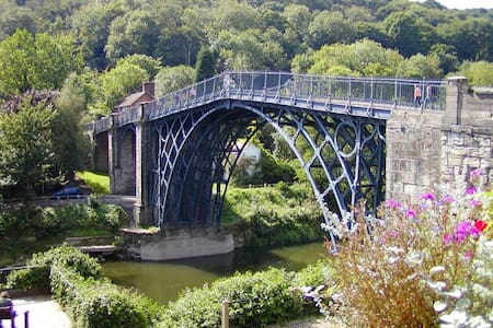 Madeley Guesthouse Near Historic Ironbridge - Pensió