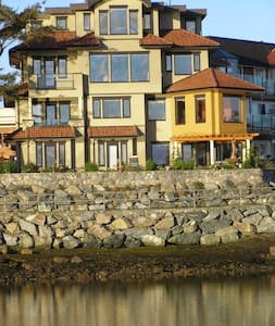 2 bdrm waterfront home - Townhouse