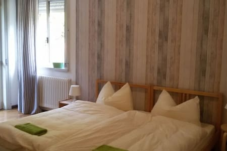 Double bed-room on Trento's hill - Lejlighed