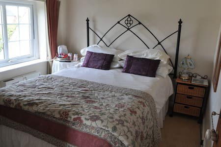 Double Room For Single Use - Bed & Breakfast
