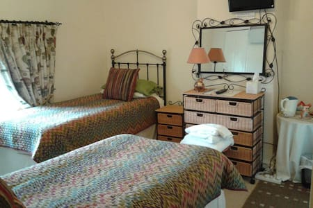 Twin Room - Bed & Breakfast
