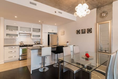 AMAZING BRAND NEW CONDO - Montréal - Apartment