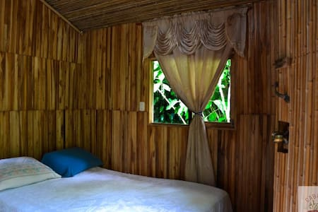 Cabin in a rural landscape - Cabin