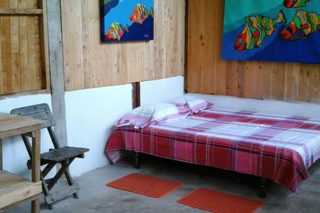 Arte y Aventura Cabaña Independiente # 2 - Island