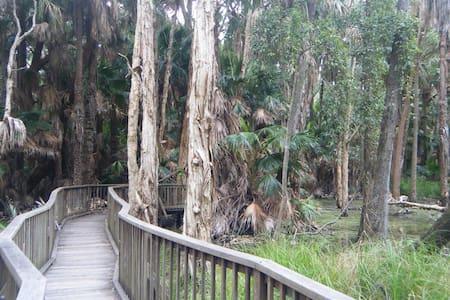 Couran Cove Island Resort (Private) Eco-Cabin - South Stradbroke