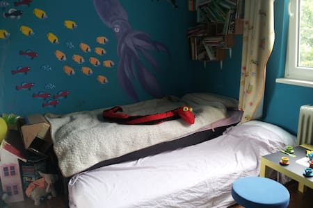 Room with use of kitchen&bathroom - Kamnik