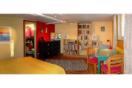 Independent, quiet room, Bern - House