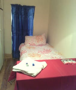 City center single bed