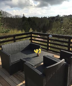 Sommerhus i naturrige omgivelser - Ebeltoft - Kabin