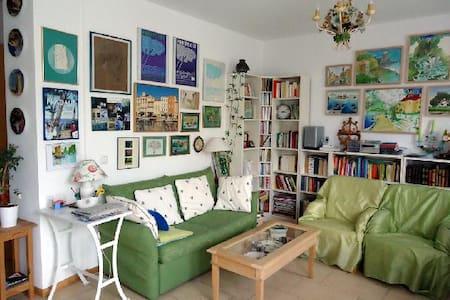 Wunderschöne Wohnung im Grünen - Fürstenfeldbruck - Appartement