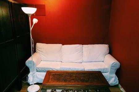 Cozy bedroom in Hutong