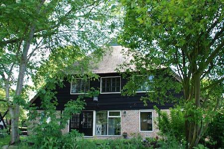 Prachtige achterhuis van Boerderij - Dwingeloo - Daire