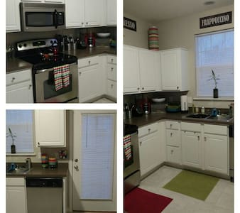 Entire Spacious 1 bedroom townhouse - Columbus - Apartamento