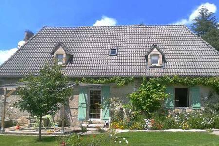 Maison en pierres de caractère XVIè - House