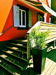 Suite avec terrasse - Strassburg - Bed & Breakfast