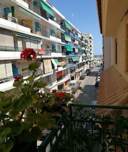 2 habitaciones de  piso con dueña.  Serca playa - Apartamento