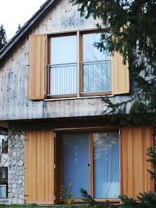 Bohinj's fairy holiday villa - Rumah