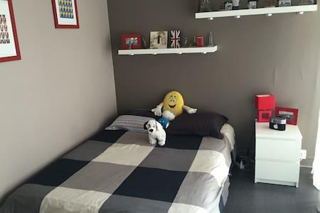 Chambre confortable pour un séjour fabuleux ! - Appartamento