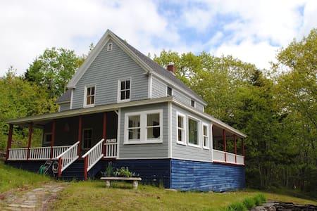 First Light Cottage, a coastal home - House